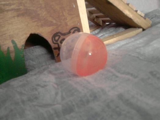 Ma petite balle =)