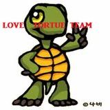Love tortue