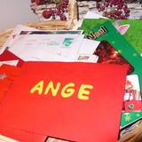 La boîte à Cadeaux de Ange
