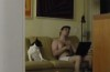 This is what happen when you film a man and his dog without their knowledge
