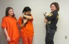 Dogs and cats in jails for operation second chance