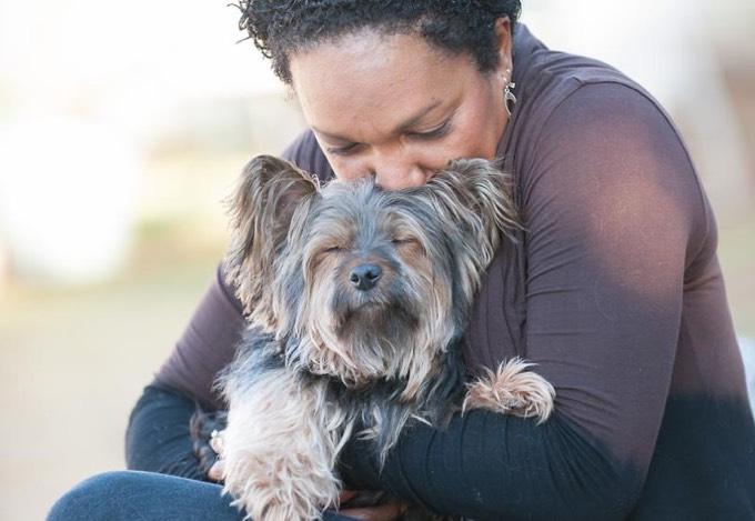 Le lien entre les personnes âgées et les chiens -