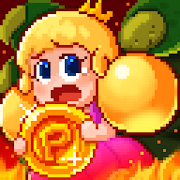 FREE App [VIP]Coin Princess: Tap Tap Retro RPG Quest