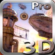 FREE App 3D Steampunk Travel Pro lwp