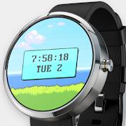 FREE App 8 Bit Watch Face