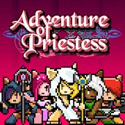 FREE App Adventure of Priestess