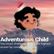 FREE App Adventurous Child