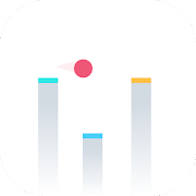 FREE App Bounce - bouncing ball infinite game