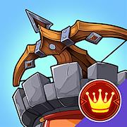 FREE App Castle Defender Premium: Hero Idle Defense TD