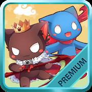 FREE App Cats King Premium - Battle Dog Wars: RPG Summoner