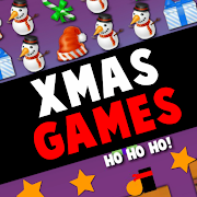 FREE App Christmas Games PRO - 5 in 1