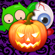 FREE App Crazy Halloween Puzzle