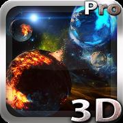 FREE App Deep Space 3D Pro lwp