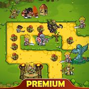 FREE App Defense Heroes Premium: Defender War Tower Defense