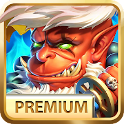 FREE App Defense Warrior Premium: Castle Battle Offline