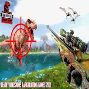 FREE App Dino Hunter : Deadly Dinosaurs Park