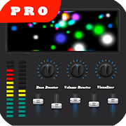 FREE App Equalizer Bass Booster Pro