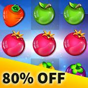 FREE App Farm Mania 2019 - Fruit match 3 Game