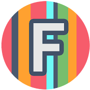 FREE App Flat Moon - Icon Pack