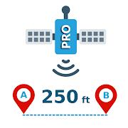FREE App GPS Distance meter PRO