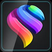 FREE App Glasic - Icon Pack