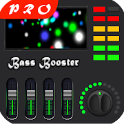 FREE App Global Equalizer & Bass Booster Pro