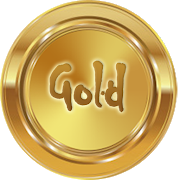 FREE App Gold Pro - Icon Pack