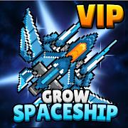FREE App Grow Spaceship VIP - Galaxy Battle