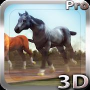 FREE App Horses 3D Live Wallpaper
