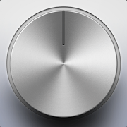 FREE App Knobby volume control - Unique volume widget app