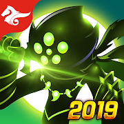 FREE App League of Stickman 2019- Ninja Arena PVP(Dreamsky)