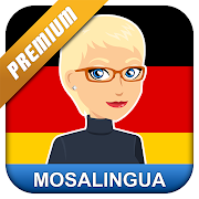 FREE App Learn German with MosaLingua