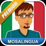 FREE App Learn Italian - MosaLingua