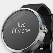FREE App Letters Watch Face