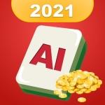 FREE App Mahjong AI Analyze Calculator