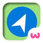 FREE App Mapless Walking Directions