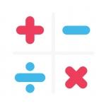 FREE App Math Duel: Split Screen Game