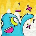 FREE App MathxCreature:Math Puzzle Game