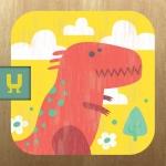 FREE App Mini-U: Memoria Dinosaurs