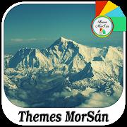 FREE App MountainSán | Xperia™ Theme