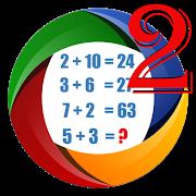 FREE App NEW Math puzzles 2