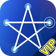 FREE App One Line Deluxe VIP - one touch drawing puzzle