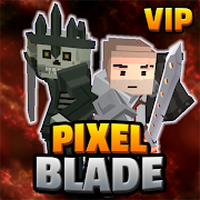 FREE App Pixel Blade Vip - Action rpg