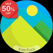 FREE App Pixel Nougat - Icon Pack