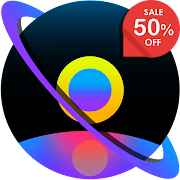 FREE App Planet O - Icon Pack