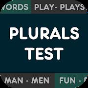 FREE App Plurals and Singulars Test & Practice PRO