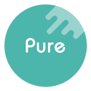 FREE App Pure - Icon Pack ( Flat Design )