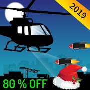 FREE App Reckless Rider Helicopter  - Christmas Sale