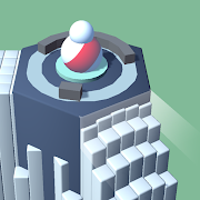 FREE App Roll Around 3D - Best Running & escaping game