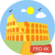 FREE App Rome Wallpapers PRO 4K Italy Backgrounds